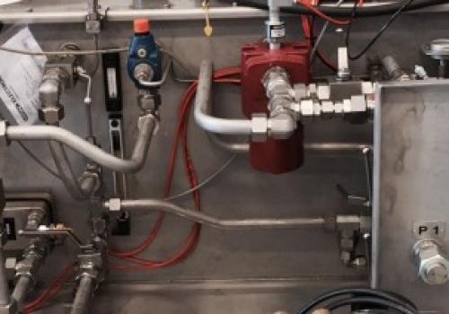 Utleie av hydraulisk utstyr